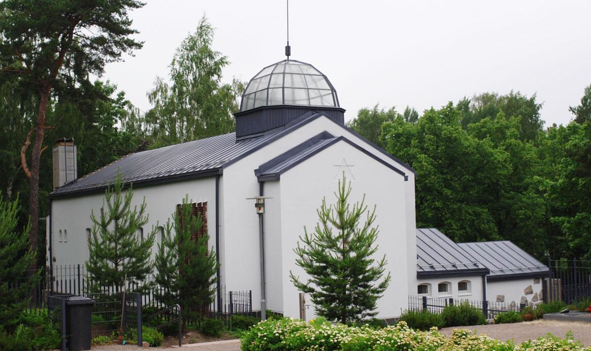 Helsingin juutalaisen seurakunnan hautauskappeli